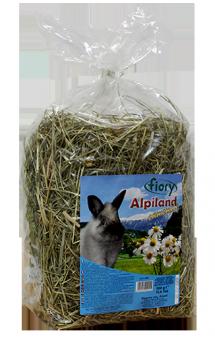 Alpiland Camomile, сено Альпийское с Ромашкой / fiory (Италия)