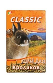Classic, корм для кроликов, гранулированный / fiory (Италия)