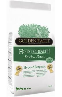 Golden Eagle Hypo-allergenic Duck and Potato 26/12,корм для собак страдающих аллергией / Golden Eagle Petfoods Co.Ltd (Великобритания)
