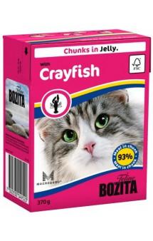 Bozita Chunks in Jelly with Crayfish / BOZITA (Швеция)