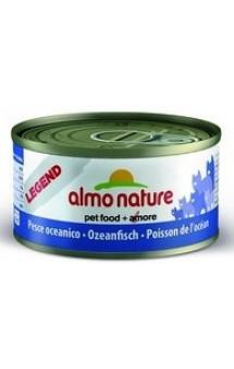 Legend Adult Cat Oceanic Fish, консервы для кошек Океаническая Рыба / Almo Nature (Италия)