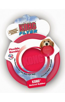 Игрушка  для собак  Летающая тарелка / KONG (США)