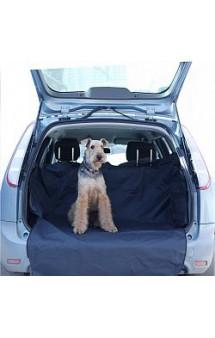 Автогамак OSSO Car Premium для перевозки собак с защитой обивки в багажник / OSSO Fashion (Россия)