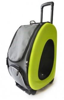 Складная сумка-тележка, 3 в 1 / Ibiyaya (Китай)