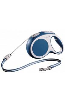 Рулетка «FLEXI  VARIO LONG  M», для собак до 20 кг / flexi (Германия)