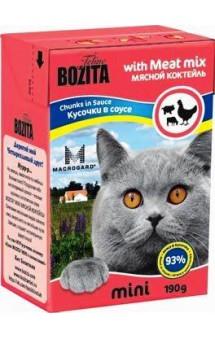 Bozita Feline Funktion  Meat Mix / BOZITA (Швеция)
