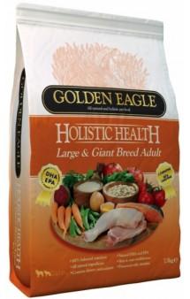 Golden Eagle Holistic Large and Giant Breed Adult 24/14,корм для собак крупных пород / Golden Eagle Petfoods Co.Ltd (Великобритания)