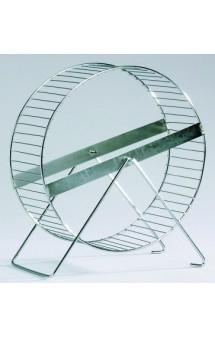 Колесо для хомяка на подставке, металлическое / I.P.T.S.(Нидерланды)