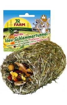 Лакомство для грызунов Туннель из сена и фруктов / JR FARM (Германия)