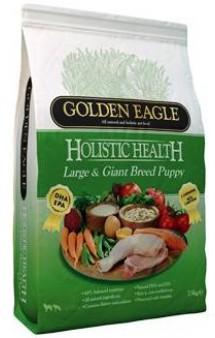 Golden Eagle Holistic Large and Giant Breed PUPPY 23/13, корм для щенков крупных пород / Golden Eagle Petfoods Co.Ltd (Великобритания)