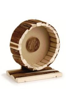 Колесо для хомяка на подставке, деревянное / I.P.T.S.(Нидерланды)