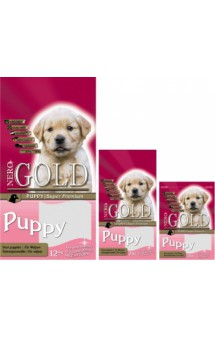 Puppy 30/19,корм для щенков / Nero Gold (Нидерланды)