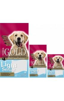 Light and Senior Turkey & Rice 18/8,корм для пожилых собак / Nero Gold (Нидерланды)