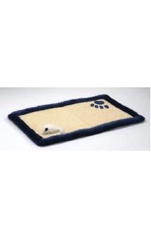 Когтеточка-коврик с плюшем, цвет в ассортименте / I.P.T.S.(Нидерланды)