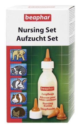 Nursing Set - набор для вскармливания / Beaphar (Нидерланды)
