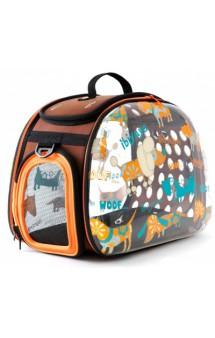 Складная сумка-переноска,дизайн Собачки / Ibiyaya (Китай)