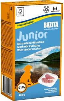 Chunks in jelly - Junior / BOZITA (Швеция)