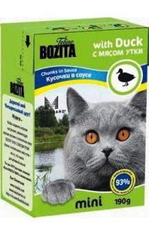 Bozita Feline Funktion Duck / BOZITA (Швеция)