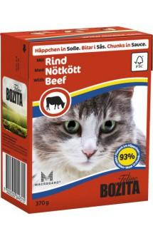 Bozita Chunks in Sauce with Beef / BOZITA (Швеция)