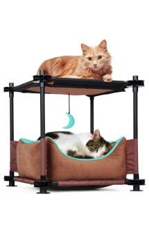 Cozy Bed, Барские покои, лежак для кошек / Kitty City (США)