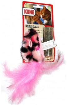 Игрушка для кошек Мышь / KONG (США)