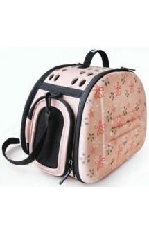 Складная сумка-переноска,розовая / Ibiyaya (Китай)