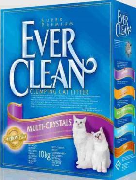 Multi Crystals Blend Сиреневая полоса / EVER CLEAN (США)