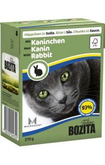 Bozita Chunks in Sauce with Rabbit / BOZITA (Швеция)