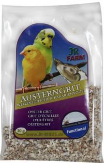 Устричный песок для волнистых попугаев и канареек / JR FARM (Германия)