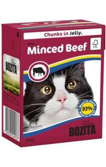 Bozita Chunks in Jelly with Minced Beef / BOZITA (Швеция)