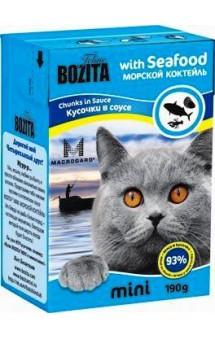 Bozita Feline Funktion Seafood / BOZITA (Швеция)