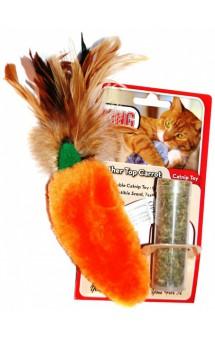 Игрушка для кошек Морковь / KONG (США)