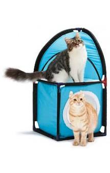 Домик для кошек: Место встречи Kitty Corner / Kitty City (США)