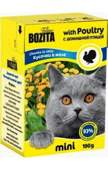 Bozita Feline Funktion Poultry / BOZITA (Швеция)
