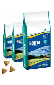 Bozita Sensitive Lamb & Rice / BOZITA (Швеция)