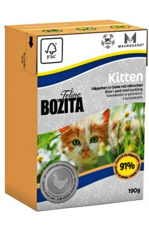 Bozita Feline Funktion Kitten / BOZITA (Швеция)
