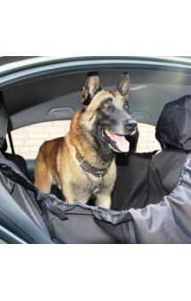 Автогамак OSSO Car Premium для перевозки собак с защитой обивки дверей / OSSO Fashion ( Россия)