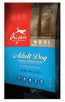 ORIJEN ADULT,корм для собак всех пород / Champion Petfoods (Канада)