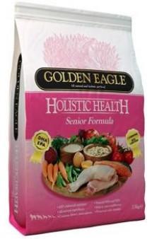 Golden Eagle Holistic Senior Formula 26/11,корм для пожилых собак / Golden Eagle Petfoods Co.Ltd (Великобритания)