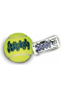 Игрушка для собак Air мячик теннисный / KONG (США)