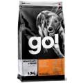 GO! SENSITIVITY + SHINE SALMON Recipe, корм для собак с Лососем и овсянкой / Petcurean (Канада)