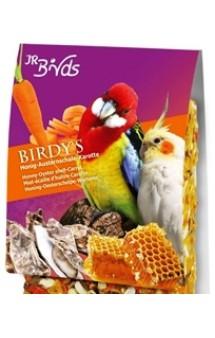 Палочки для крупных попугаев с медом и раковинами устриц / JR FARM (Германия)