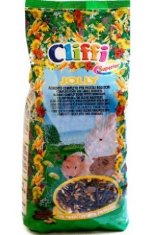Jolly Complete food for all rodents / Cliffi (Италия)