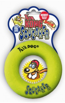Игрушка для собак Air кольцо / KONG (США)