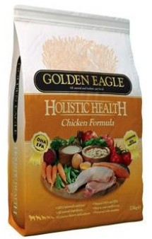 Golden Eagle Holistic Chicken Formula, холистик корм для собак, Курица / Golden Eagle Petfoods Co.Ltd (Великобритания)