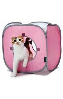 Домик для кошек Кубик Рубик Kitty Play Cube / Kitty City (США)