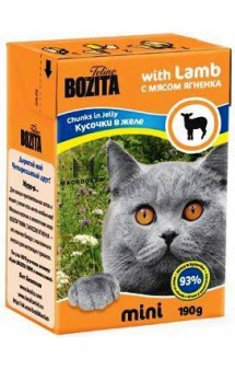 Bozita Feline Funktion Lamb / BOZITA (Швеция)