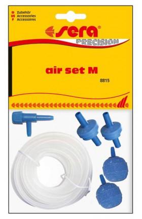 Air Set M, набор аксессуаров для компрессора / SERA (Германия)